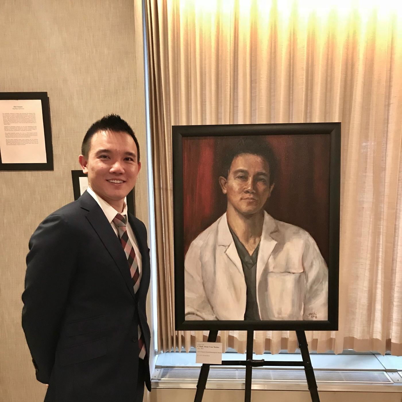 asian surgeon