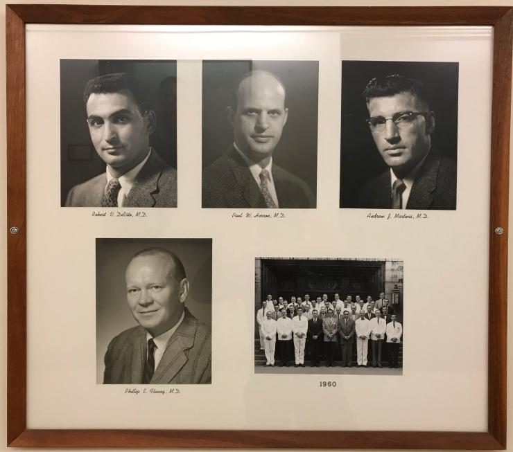 white surgeons